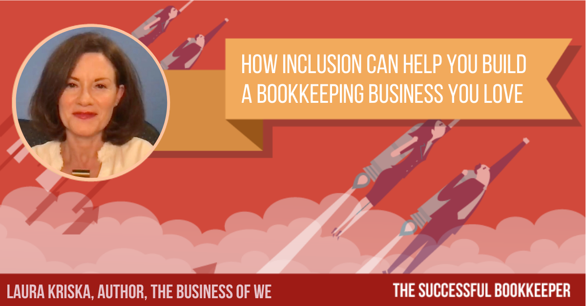 Laura Kriska, Author, The Business of We