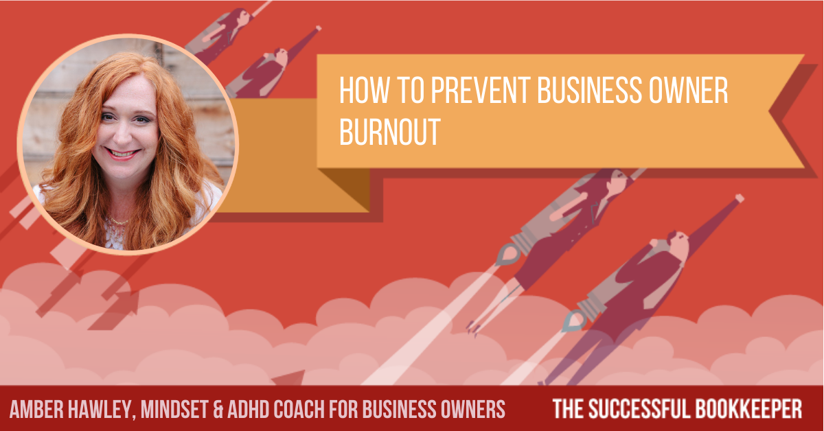 Amber Hawley, Mindset & ADHD Coach for Business Owners