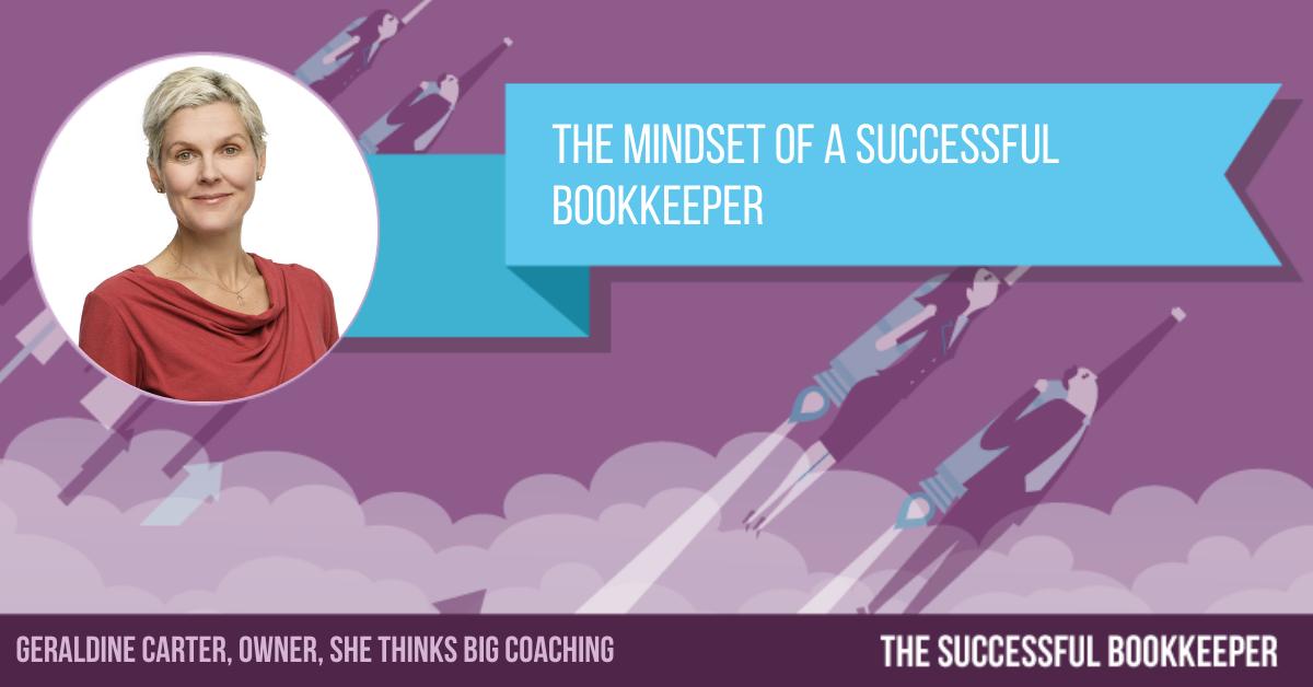 Geraldine Carter, Owner, She Thinks Big Coaching